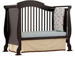 Storkcraft 3 In 1 Convertible Crib by Storkcraft Valentia Fixed Side Convertible Crib