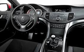 2012 acura tsx special edition 6 speed first test motor trend