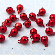 the hobby house jingle bells 8mm red the hobby house from the