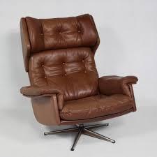 Danish Leather Armchair Desa Furniture 26 Vintage Design Items