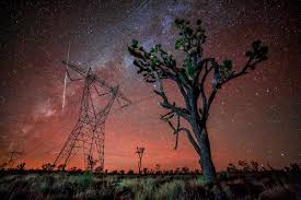 skyglow the night sky you can u0027t see la times