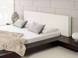 bedroom modern contemporary platform bed espresso platform bed