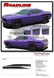 subaru side decal challenger roadline side door stripes wide upper vinyl graphics