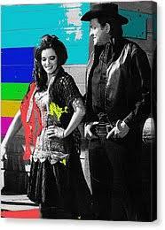 June Carter Cash Halloween Costume June Carter Cash Canvas Prints Fine Art America