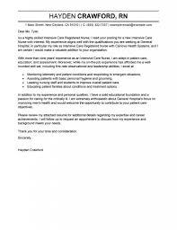 resume cover letter for nurses cover letter nursing job cover