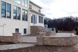 Building A Raised Patio Cs Construction Nj Home Construction Examples