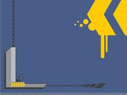 mechanical design powerpoint templates blue technologies