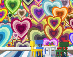 wallpaper designs for kids 15 best abstract wall mural images on pinterest wallpaper