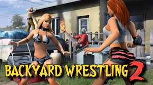 backyard wrestling 2 there goes the neighborhood epic fail