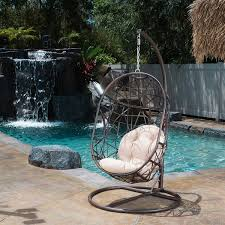 Pool Patio Furniture by Amazon Com Guerneville Patio Furniture Outdoor Indoor Egg