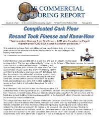 flooring solutions inc resources commercial flooring report