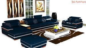 genuine leather sofa set modern genuine leather sofa set home furniture office furniture