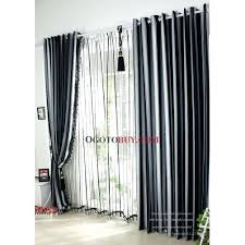 black and white modern curtain panels decoration and curtain ideas