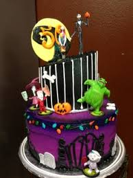 50th birthday nightmare before sweetlayers