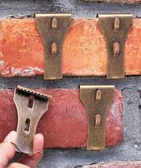 brick clips for christmas lights brick or siding clips nail pictures picture hangers and bricks