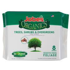 jobe u0027s organics 1 76 lb organics tree and shrub fertilizer spikes