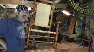 Old Man Rocking Chair Rocking Chair Repair Youtube