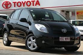 2008 toyota yaris manual 2008 toyota yaris ncp90r black 5 speed manual hatchback