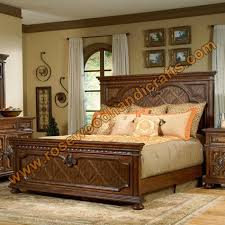 New Bed Sets New Wood Bed Design Endearing Wooden New Bed Set 02