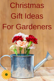 christmas gift ideas for gardeners backyard garden lover