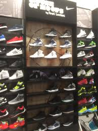 foot locker northern lights foot locker uae dubai mall dubai footwear sport layout