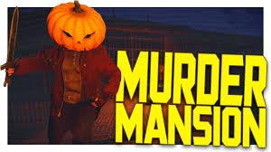 murder mansion halloween event rust youtube