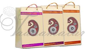 wedding gift online thugil online store wedding gift festivals paper bag indian bags