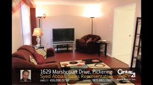 1629 marshcourt drive pickering home for sale by syed abbas