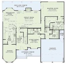 Craftsman Style House Plans With Basement Craftsman Style House Plan 4 Beds 3 00 Baths 2815 Sq Ft Plan 17