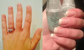 repair nails after acrylics with my 1 nail care routine