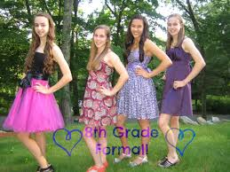 8th grade social dresses 8th grade formal getting ready ootn pictures