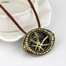 vintage necklace pendants images 1pcs hot sell fantasy film doctor strange necklaces pendants jpg