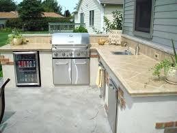 kitchen backsplash ceramic tile outdoor kitchen backsplash amazing outdoor kitchen island decor
