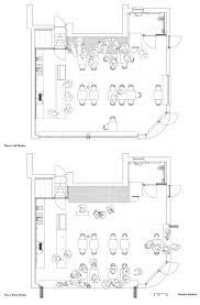 Cafe Floor Plan by Davidson Rafailidis Architects Convert Corner Store Into Café Fargo