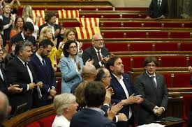 spanish court moves to block catalan parliamentary session wsj