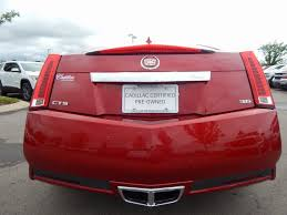 2014 cadillac cts coupe performance snellville ga serving
