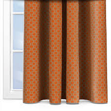 Burnt Orange Curtains Fryetts Honeycomb Burnt Orange Curtain Custom Curtains