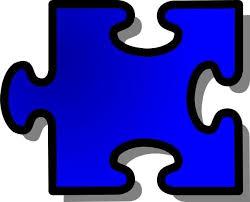 fine puzzle piece template free ideas resume templates ideas