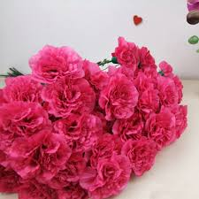 aliexpress com buy 1pcs carnation bouquet charming artificial