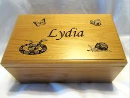personalized keepsake large personalized keepsake box engraved name images