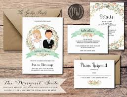 creative wedding invitations 5 creative wedding invitations to inspire you this 2015