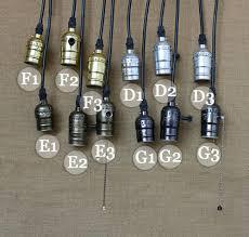Esszimmerlampe H Enverstellbar Aliexpress Com Höhenverstellbar Knebelschalter Oder Ziehen Kette