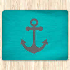 personalized area rugs teal and grey anchor area rug personalized