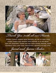 Words For Wedding Thank You Cards Wedding Thank You Verse Wording Ideas For Cards