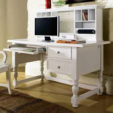 bella white desk with hutch dcg stores