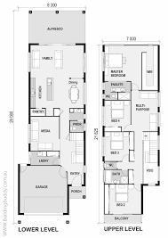 crimson bottlebrush small lot house floorplan by http www