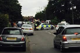 tile cross bike crash man quizzed on suspicion of attempted