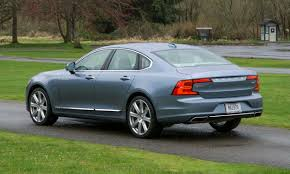 volvo roadster 2017 volvo s90 review autonxt
