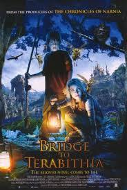 narnia film poster amazon com bridge to terabithia movie poster 11 x 17