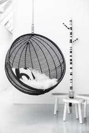 Black And White Chairs by Top 25 Best Bubble Chair Ideas On Pinterest Girls Chair Egg